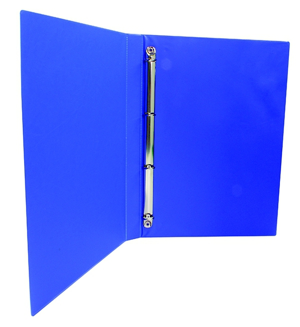 Presentation 4O-Ring Binder Blue 16mm WX47604