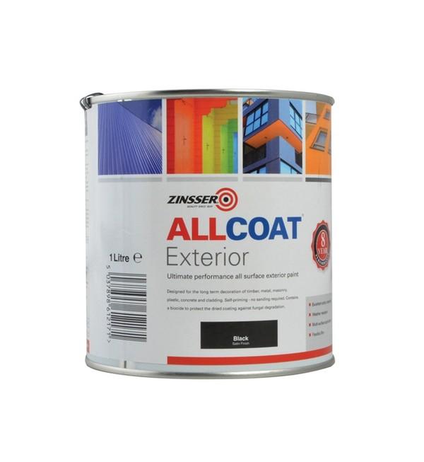 Allcoat® Exterior Black Primer Finish