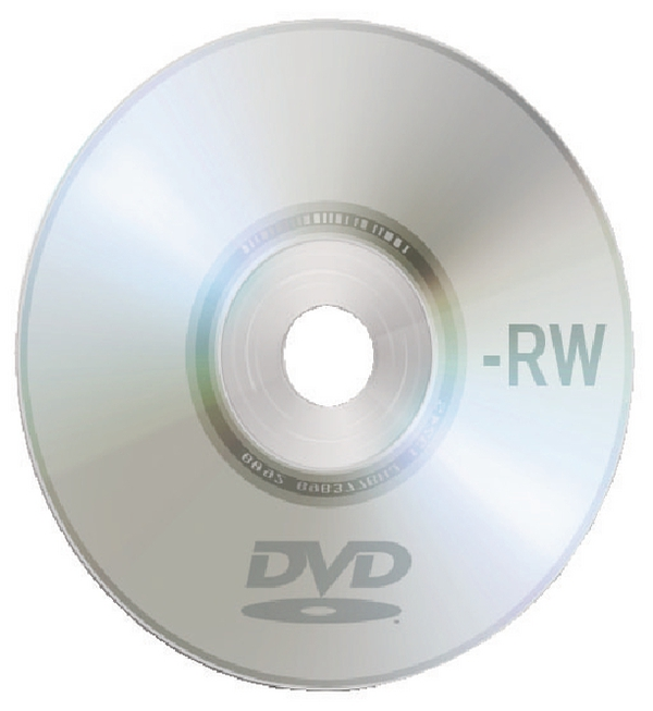 Q-Connect® DVD-RW Slimline Jewel Case 4.7GB KF08214