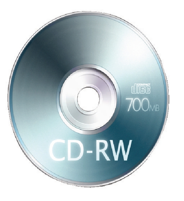 Q-Connect® CD-RW Slimline Jewel Case 80mins 700MB KF03718
