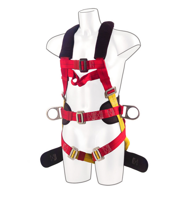 Portwest® FP18 Portwest 3 Point Harness Comfort Plus