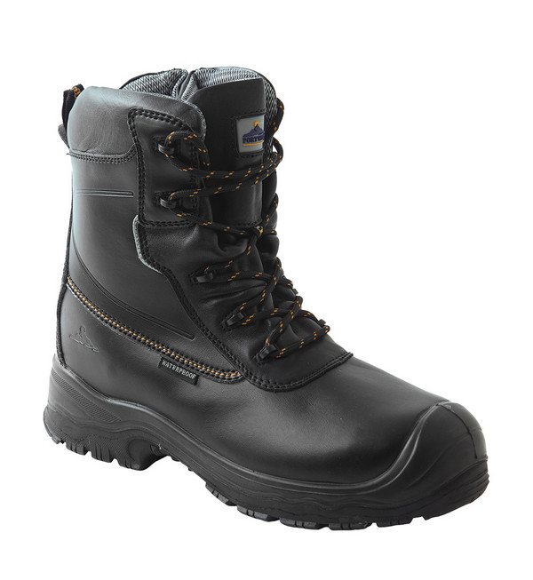 Portwest® FD02 CompositeLite Traction 7 inch Safety Boot S3