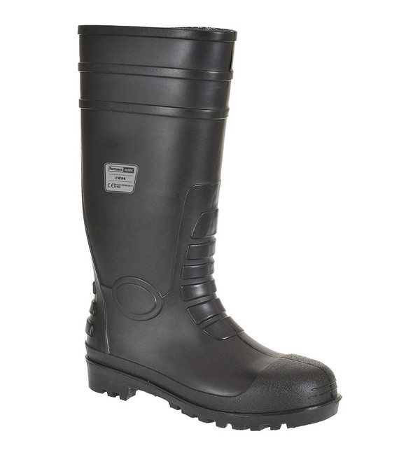 Portwest® FW94 Steelite™ Classic Safety Wellington, S4