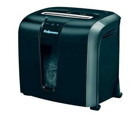 Fellowes Shredder 73-Ci Cross-Cut 4601201