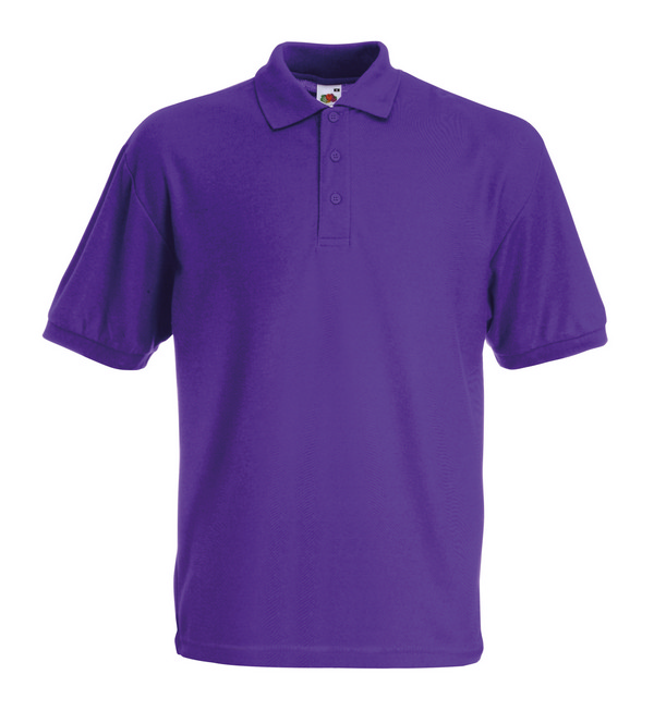 Fruit Of The Loom® Kid's 65/35 Pique Polo