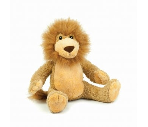 Mumbles Lenny The Lion, Brown, Medium