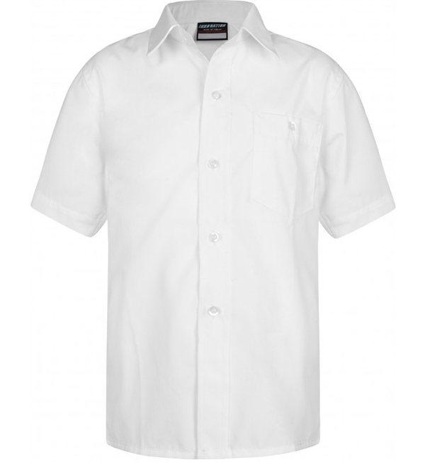 Classsic Fit Short Sleeve Polycotton Shirts
