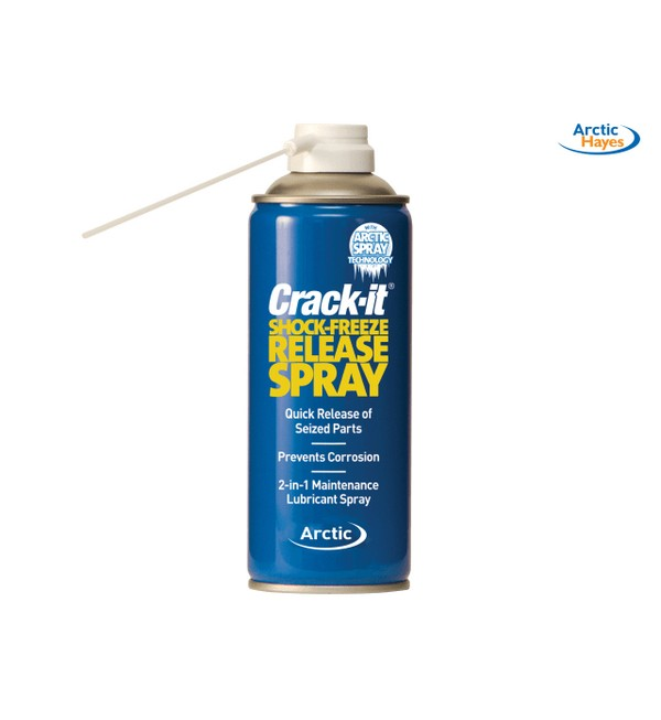 Arctic Crack-It Shock Freeze Release Spray, 400ml