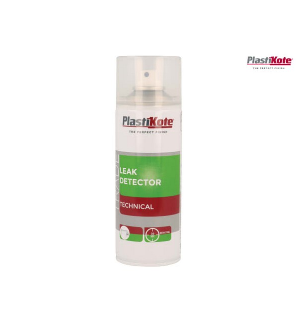PlastiKote Trade Leak Detector Spray, 400ml