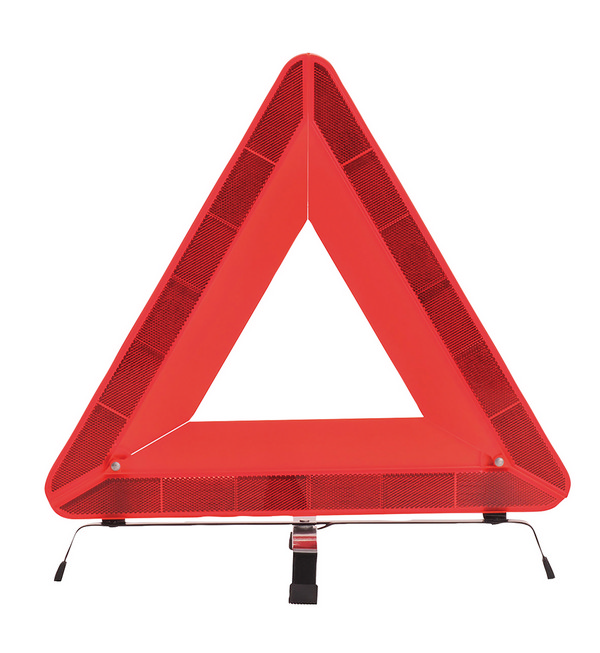 Portwest® HV10 Folding Warning Triangle