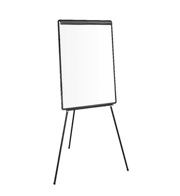 BiOffice Easy Easel Drywipe Surface