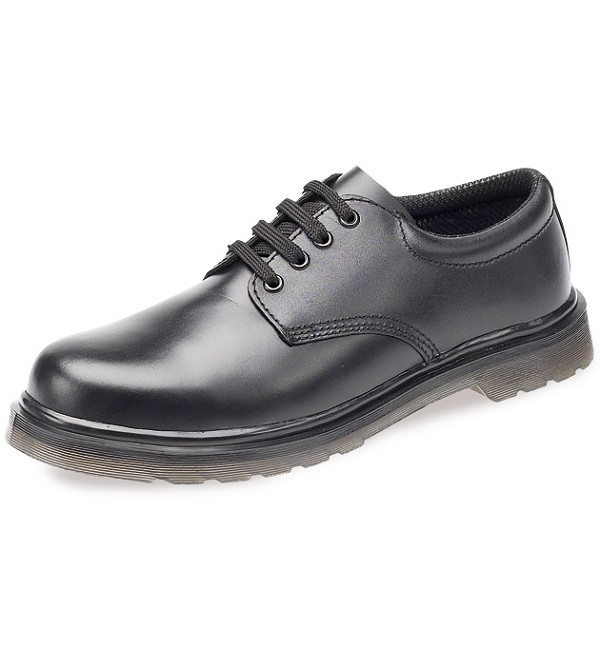 LH151 Steel Toecap Safety Shoes, Black