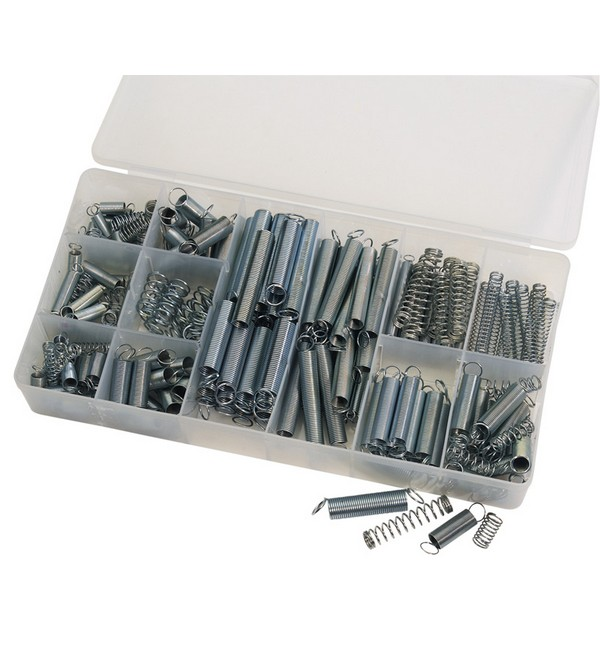 Draper® 200 Piece Compression And Extension Spring Assortment