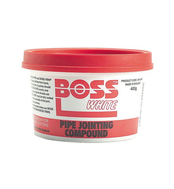 Miscellaneous Boss White 400 Gram Tin