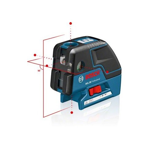 Bosch® Point laser GCL 25 Professional
