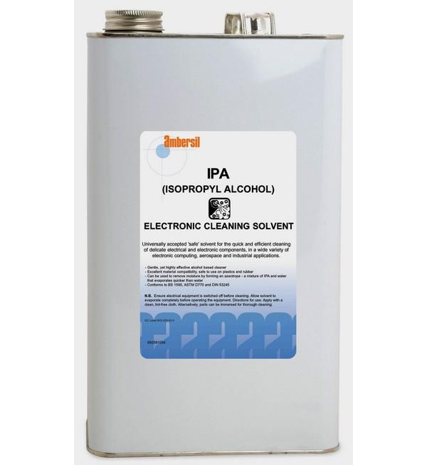 Ambersil® 6230015200 IPA Isopropyl Alcohol Electronic Cleaning