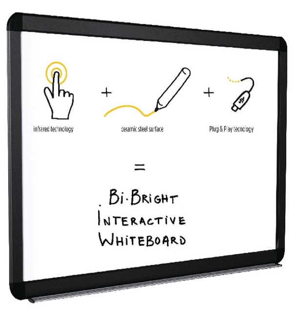 Bioffice Bright 78 Interactive White Board