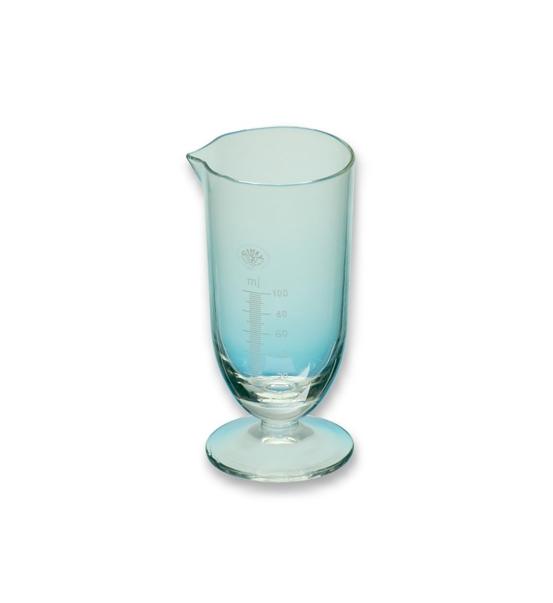 Simax Bell Shaped Measures, Borosilicate 3.3 Glass, 100ml